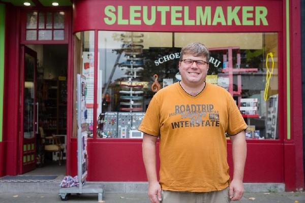 Winkel Wilrijk - Slotenmaker Rob